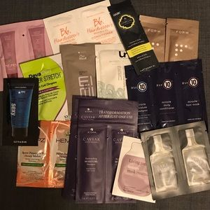 Beauty Bundle of Haircare Samples